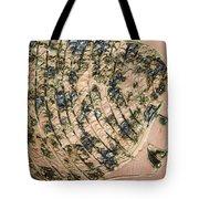 Tresses - Tile Tote Bag