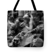 Trevi Fountain Detail 2 Tote Bag