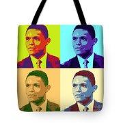 Trevor Noah Pop Art Tote Bag
