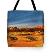 Tri-pan-middle Tote Bag