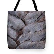 Triangle Palm Tote Bag