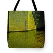 Triangles, Rectangles Lines And Refletcions  Tote Bag