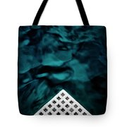 Triangular Abstract Tote Bag