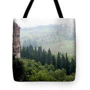 Triano With Pigeons Tote Bag