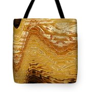 Tribal Abstract Tote Bag