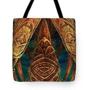 Tribal Ancestors Tote Bag
