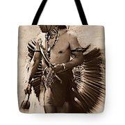 Tribal Dancer Tote Bag