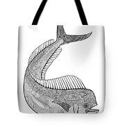 Tribal Mahi  Tote Bag by Carol Lynne