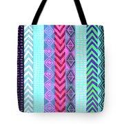 Tribal Pattern 04 Tote Bag