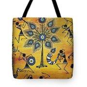 Tribals II Tote Bag