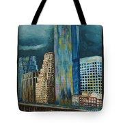 Tribeka Tote Bag