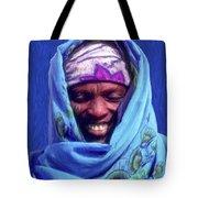 Tribesman Tote Bag