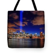 Tribute In Light Tote Bag