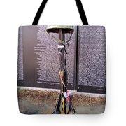 Tribute To Heros Tote Bag