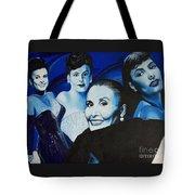 Tribute To Lena Horne Tote Bag