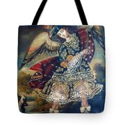 Tribute To The Art Of Cuzco Tote Bag