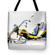 Tricycle Tote Bag
