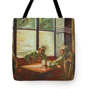 Triest Tote Bag