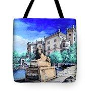 Trieste  Castello Di Miramare Tote Bag