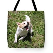 Trigger Happy Tote Bag