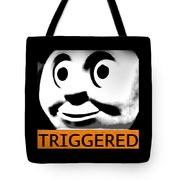 Triggered Tote Bag