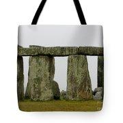 Trilithons Tote Bag