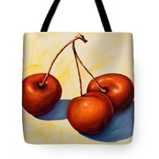 Trilogy Tote Bag by Shannon Grissom