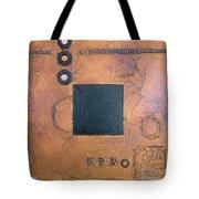 Trimetal Three Tote Bag
