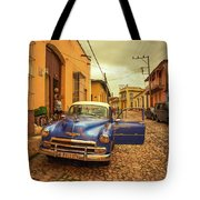 Trinidad Chevy Blues  Tote Bag
