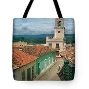 Trinidad - Cuba Tote Bag