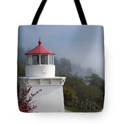 Trinidad Head Lighthouse Tote Bag