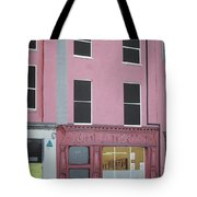 Trinity At Pearse Street Tote Bag