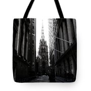 Trinity Church New York City Tote Bag