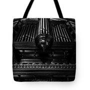Trinity Church Pipe Organ Tote Bag