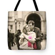 Trinity College Kiss Tote Bag