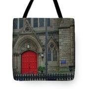 Trinity Episcopal Cathedral Tote Bag