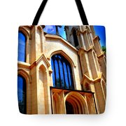 Trinity Episcopal Cathedral Columbia Sc Tote Bag