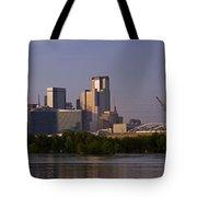 Trinity River Dallas 3 Tote Bag