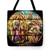 Trio Of Angels Tote Bag