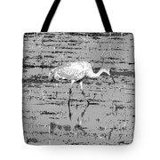 Trio Of Cranes Tote Bag by Marla Craven