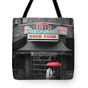 Trio Restaurant Tote Bag