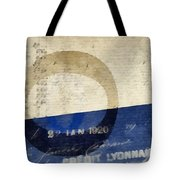 Trip To Paris Tote Bag
