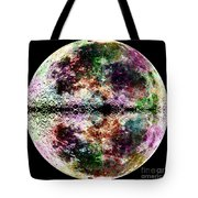 Trip To The Moon Tote Bag