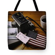 Trip To The Trolley Museum Tote Bag