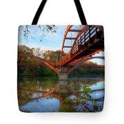 Triple Bridge Tote Bag