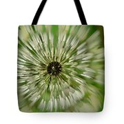 Triple Dandelion Tote Bag