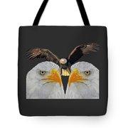 Triple Eagle Tote Bag