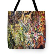 Trippin' In The 70's Tote Bag