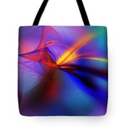 Tripping The Light Fantastic Tote Bag