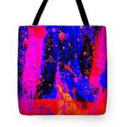 Triptych 2 Cropped Tote Bag